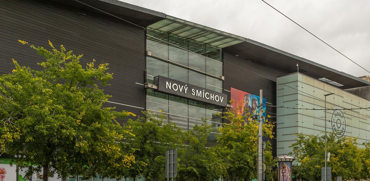 Nový Smíchov centre