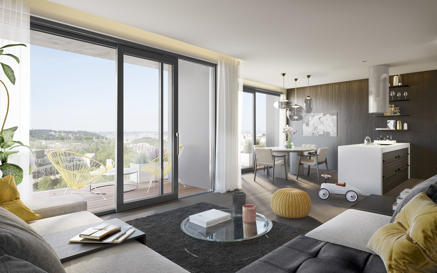 WIN A LUXURY FLAT IN PRAGUE